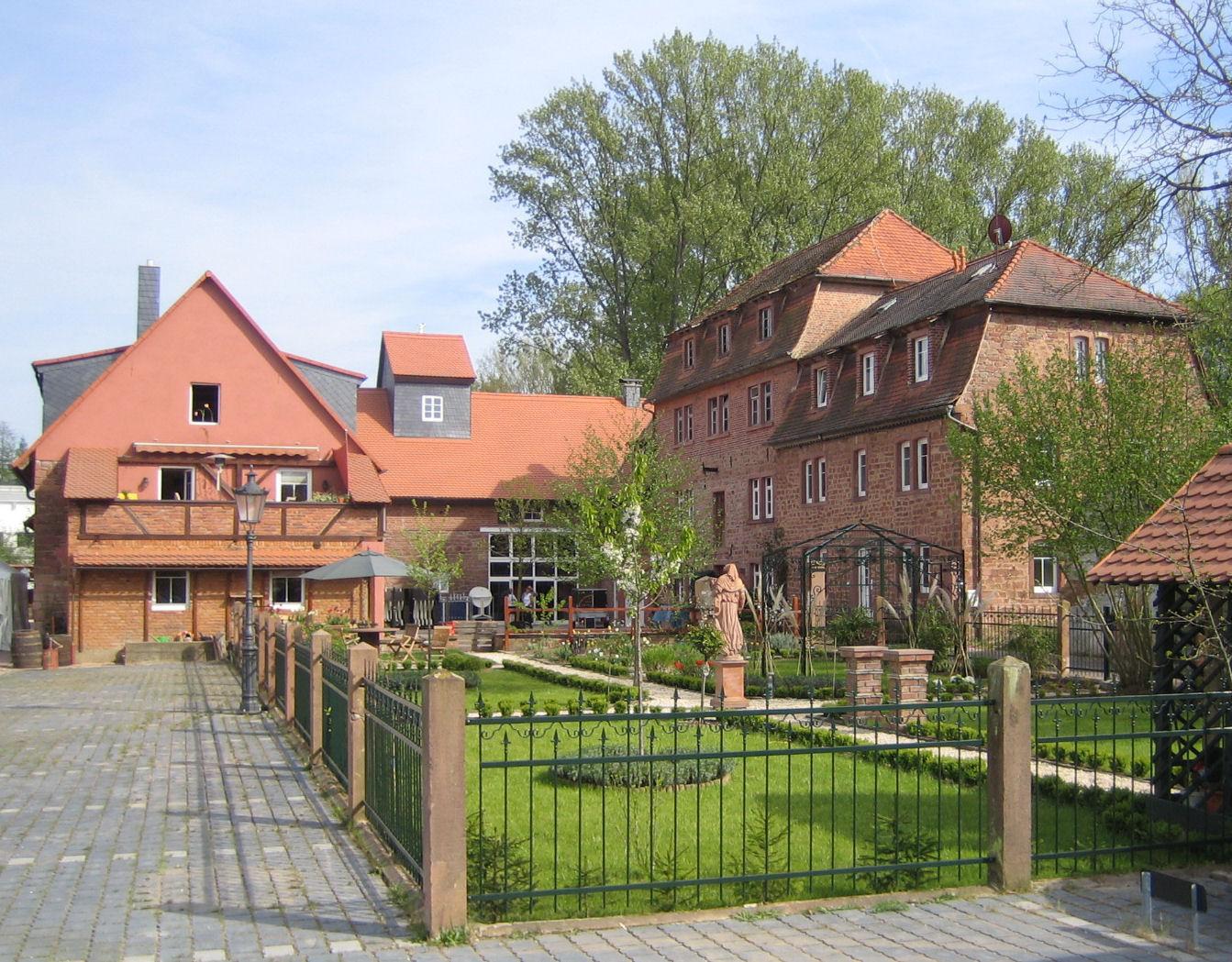 Obernburgs Muhlen